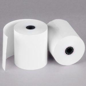 Thermal Paper 50 Rolls - credit card machine receipt rolls