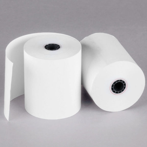 Thermal Paper 50 Rolls - credit card machine receipt rolls